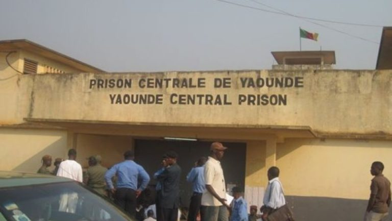 Kondengui Maximum prison