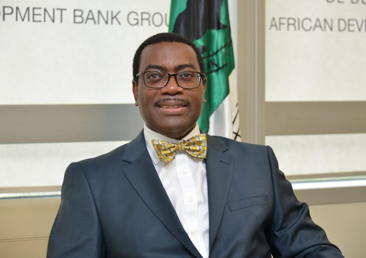 Dr. Akinwumi Adesina, President of the African Development Bank