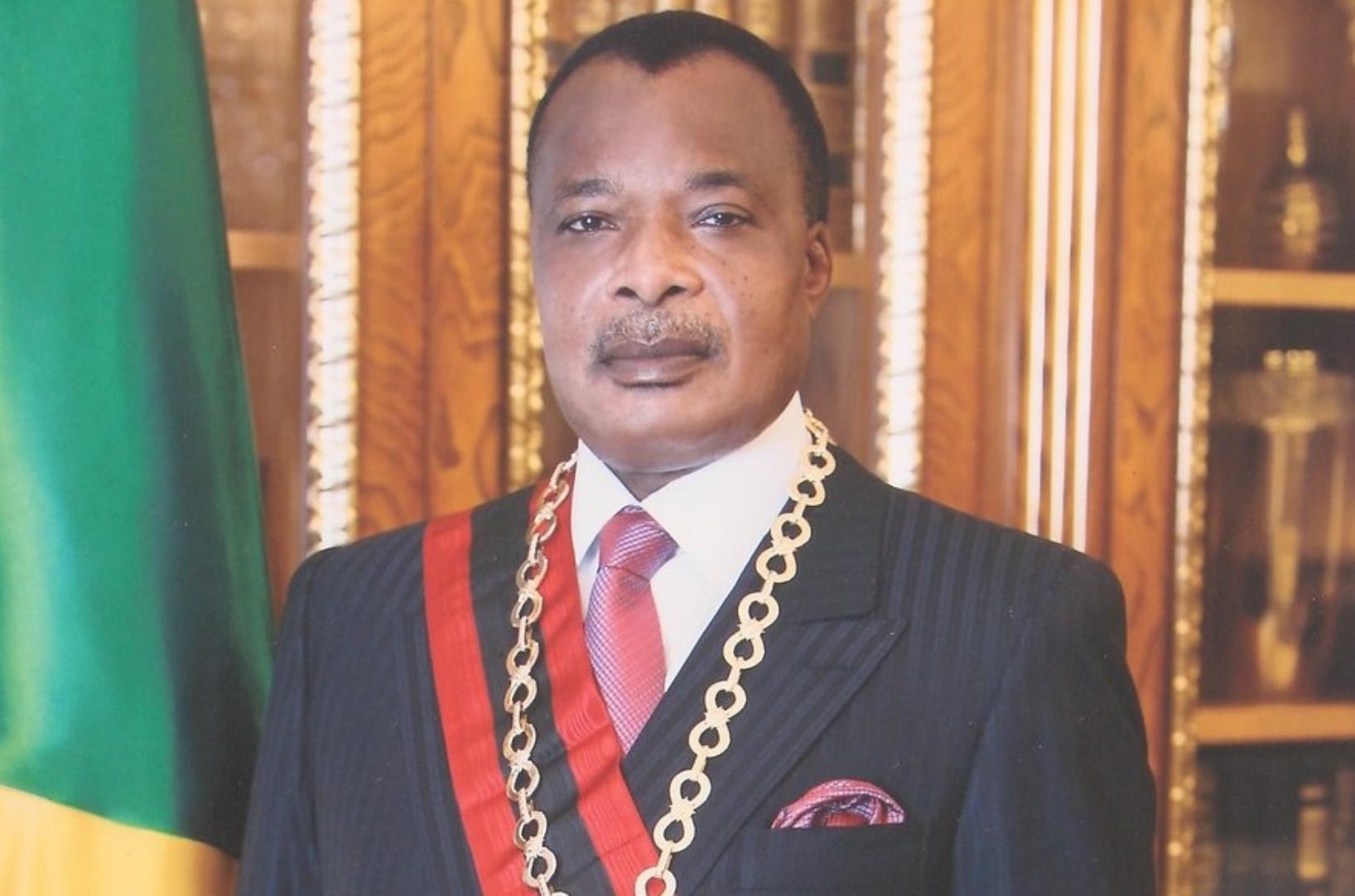 Denis Sassou Nguesso, President, Republic of Congo