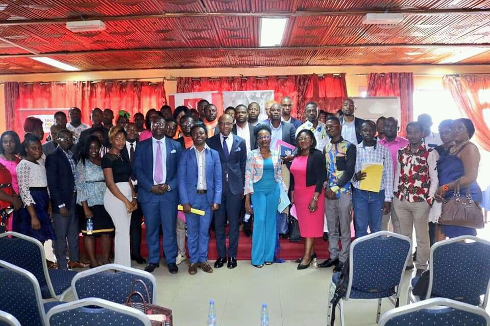 Experts, participants at 2nd Nkafu debate .Photo Boris Esono Nwenfor,PAV
