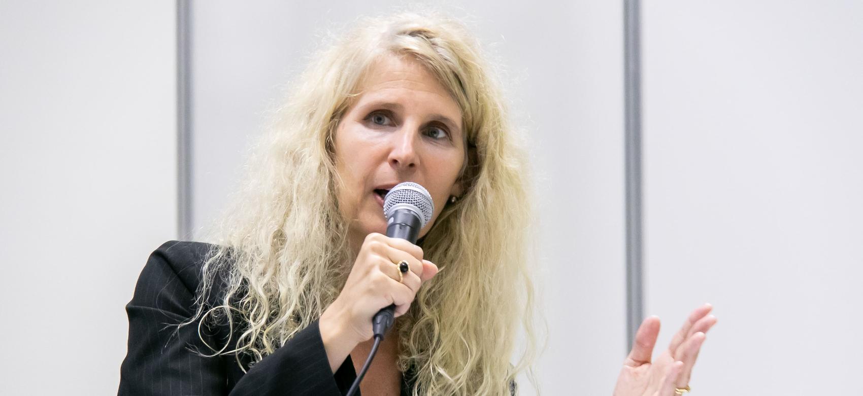 Jennifer Blanke, Vice-President for Agriculture, Human, and Social Development