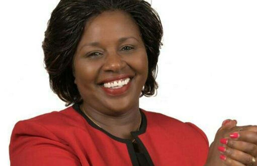 Dr Joyce Laboso.