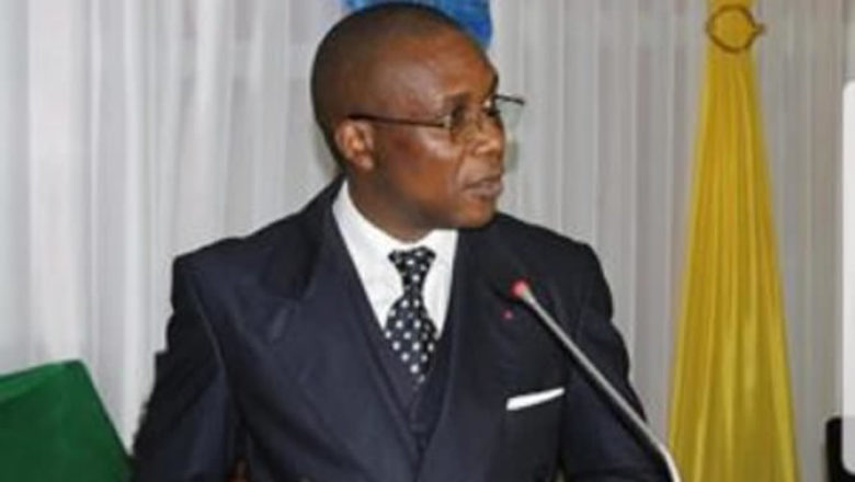 Minister of Public Health, Dr Manaouda Malachie.