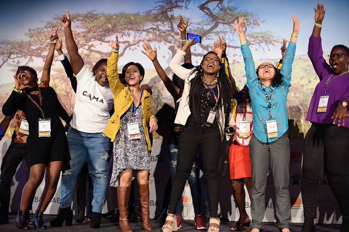 young scholars from countries gathered in Kigli from Thursday to Saturday at the Mastercard Foundation Scholars Baobab Summit 2019