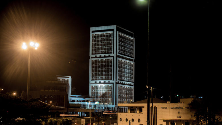 Parts of Cameroon's capital city Yaounde without electricity supply for more than a week now.