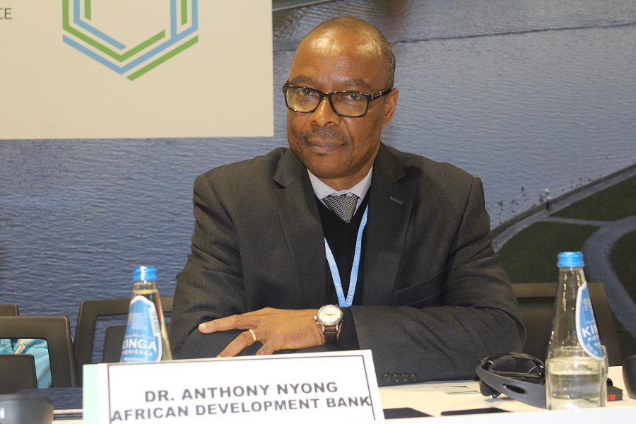 Anthony Nyong, Director of Climate Change and Green Growth at the African Development Bank