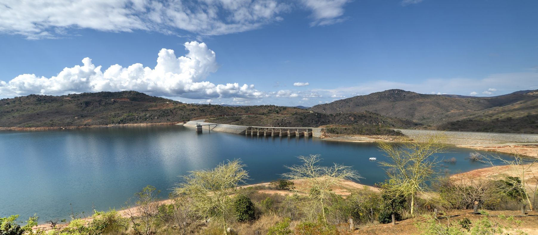 Maguga Dam, Eswatini