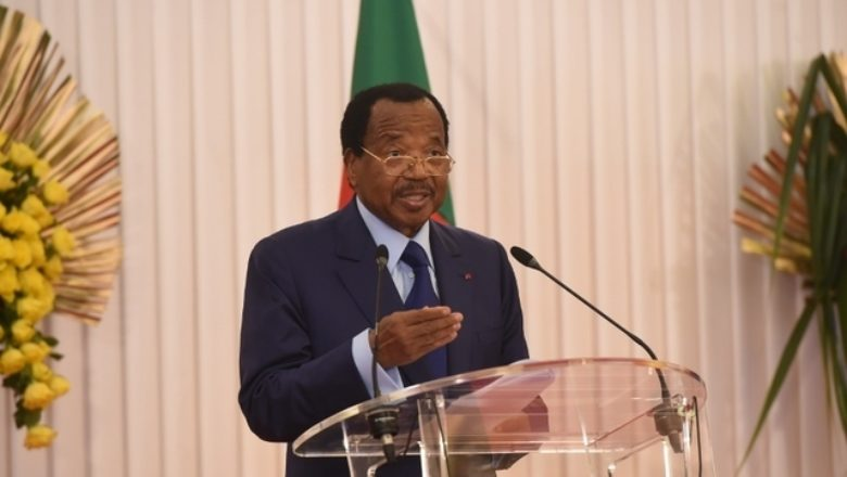 President Paul Biya addressed the Nation in an unprecedented State of the Nation's Address, September 10, 2019 in Yaounde