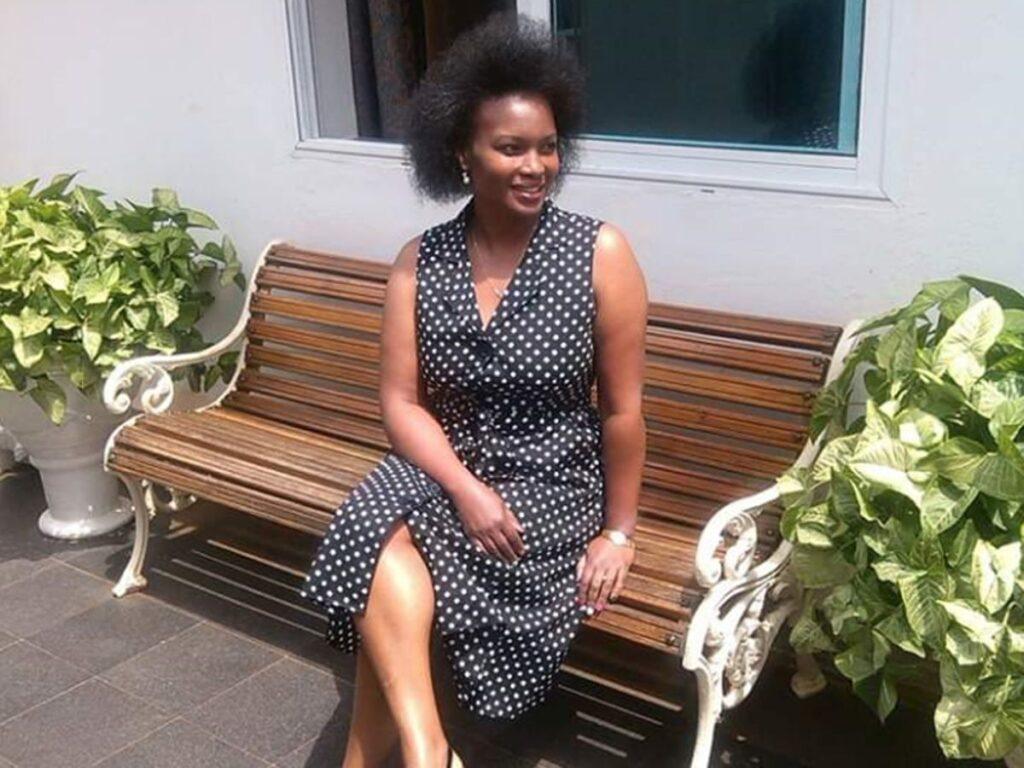 Sarah Wairimu Kamotho Cohen
