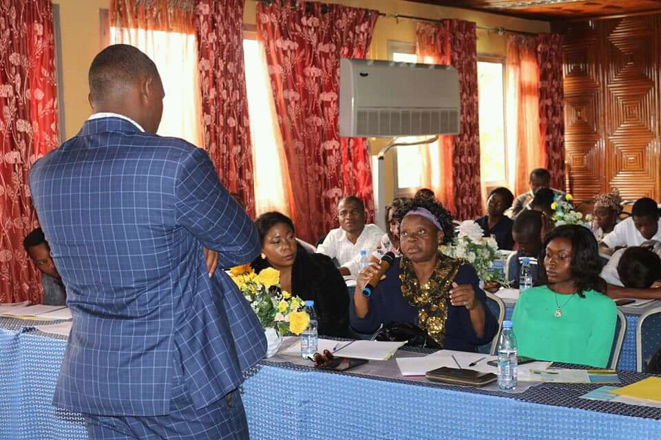 Participants were trained on three key moduls- Business Management, Tax registration and declaration procedures and Access to finance