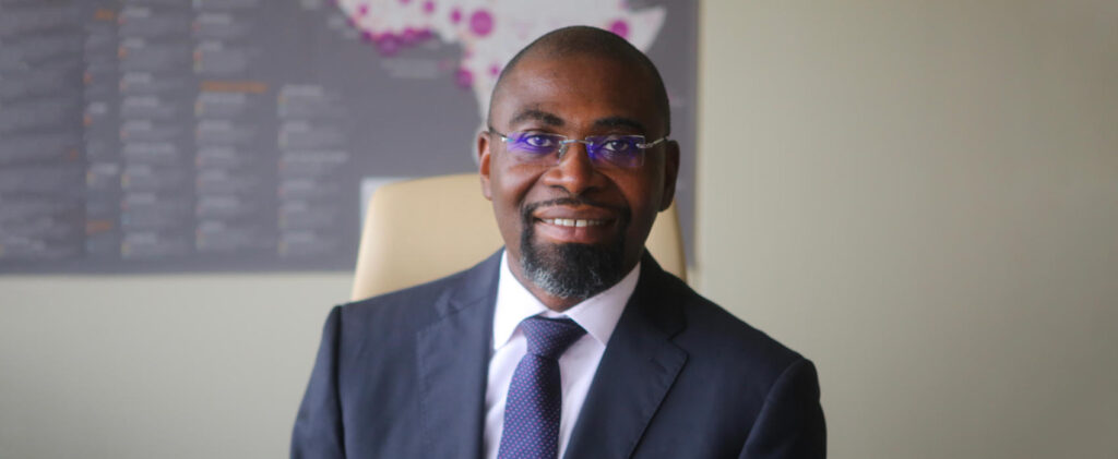 Wale Shonibare, AFDB Acting Vice-President for Power & Energy
