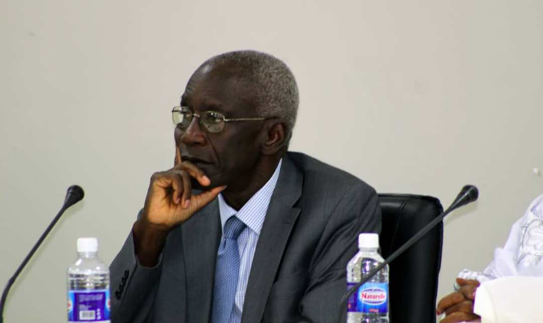Dr. Lamin J. Sise Chairperson, TRRC