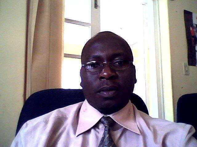 Rodney Ndamba, Executive Director of INSAF