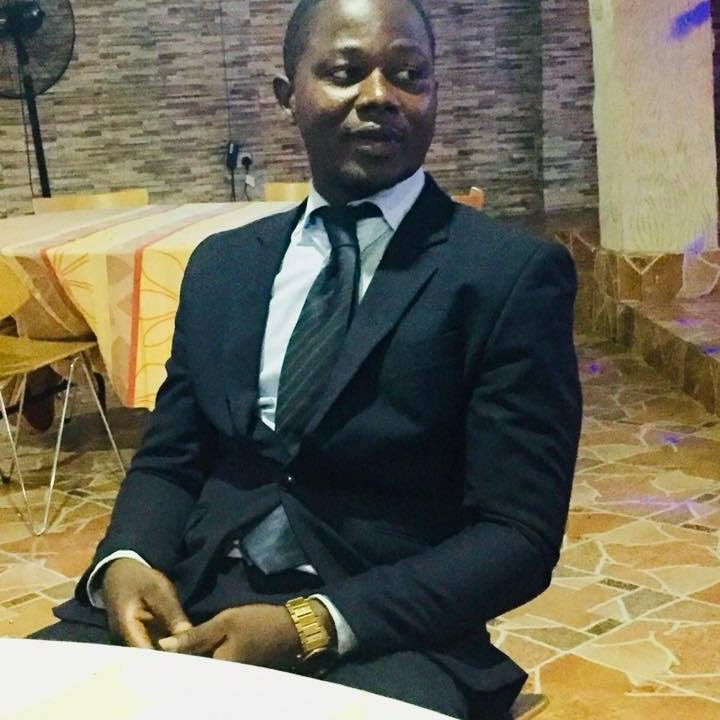 Sierra Leone's Deputy Minister of Internal Affairs Lahai Lawrence Leema