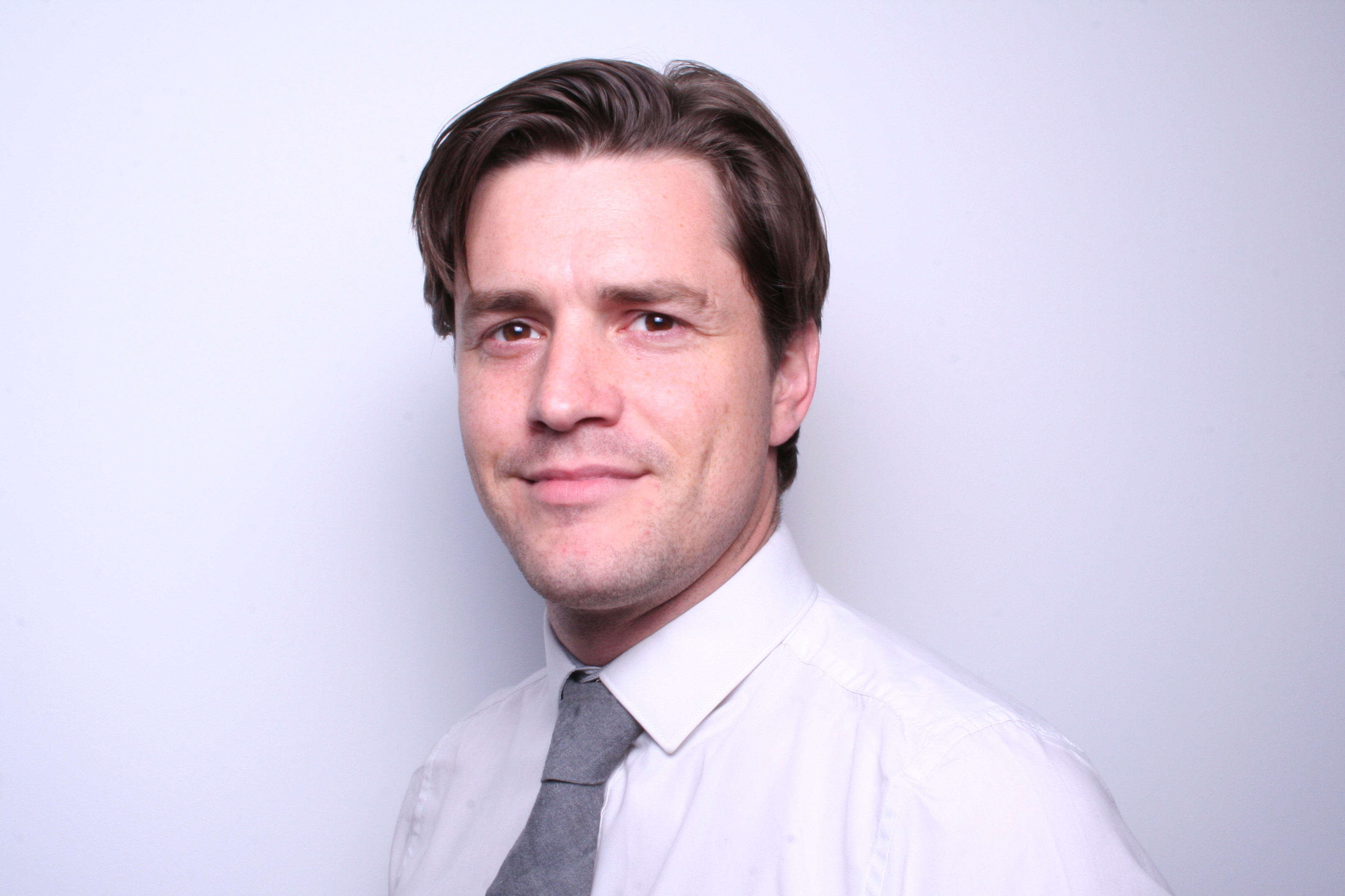 Barnaby Fletcher, Control Risks Associate Director and Africa Specialist.
