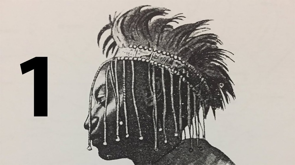 King Kigeli's crown is believed to be among rwandan artifacts in beligian museums (Illustration from the, Internt)