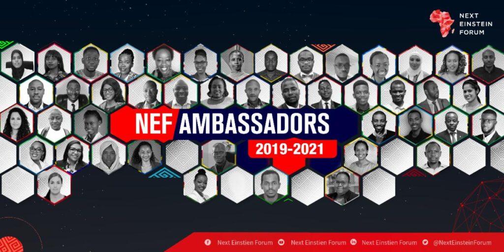 NEF Ambassadors 2019-2021