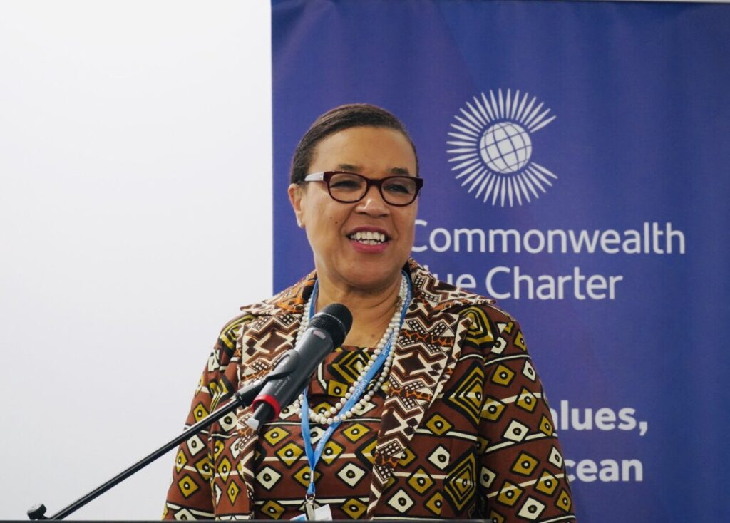 We are really excited about the CHOGM which is going to happen in Rwanda next year ,says  the Secretary General .