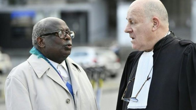 Rwandan Fabien Neretse (left) has been sentenced to 30 years of jail after being convicted of genocide and war crimes by Brussels Assize Court on December 19, 2019. (1)