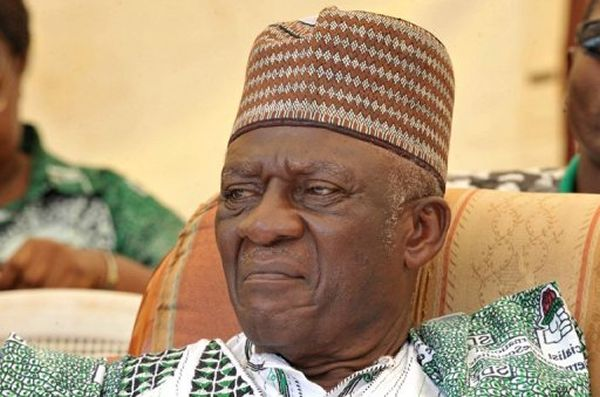 SDF National Chairman Ni John Fru Ndi (3)