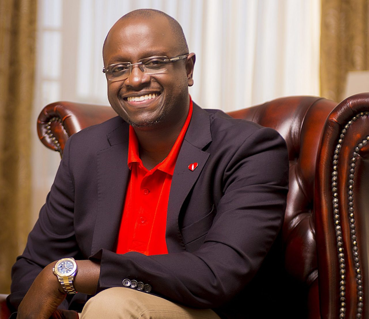 Twiga Foods Co Founder Peter Njonjo is leading innovation in food distribution across the continent