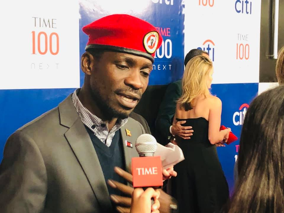 The  Growing international profile of Bobi Wine adds credibility to his Presidential ambitions