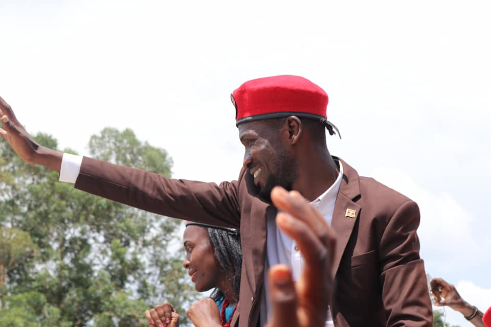 Bobi Wine says the movement he leads will usher in a new dawn for Uganda