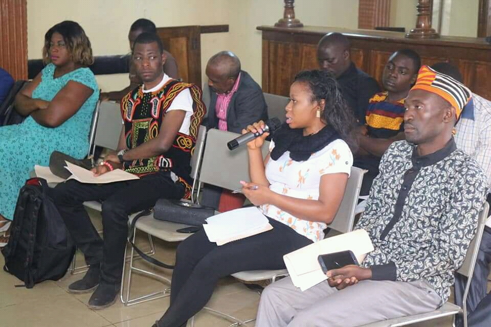 Topics examined at the event included the Refugee crisis in the East Region of Cameroon, the Anglophone crisis in the NOSO, and the role of civil society organizations in the promotion of peace.