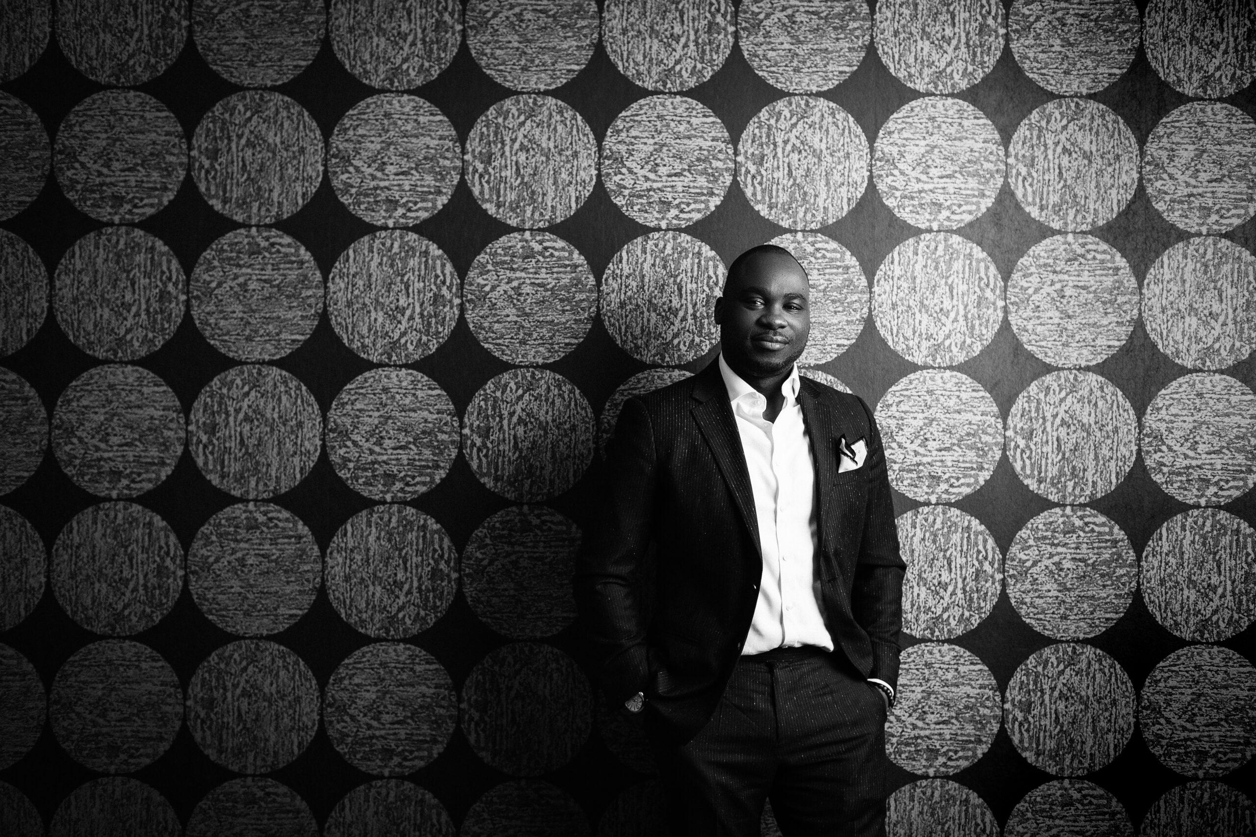 Alexander Amosu, CEO of Lux Afrique Boutique