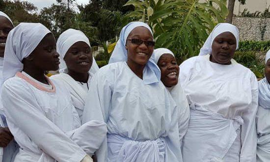 Apostolic women under AWET interventions-Photo AWET