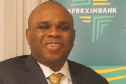 Prof. Benedict Oramah, President of the African Export-Import Bank (Afreximbank)