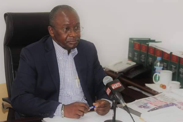 CRC, chairperson Sulayman Cherno Jallow