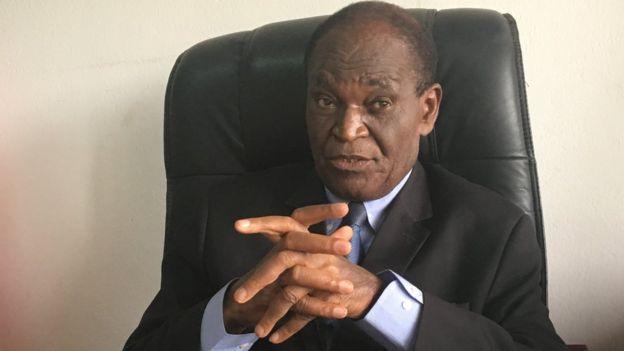 Dr. Chemuta Divine Banda, Chairman of the Commission,