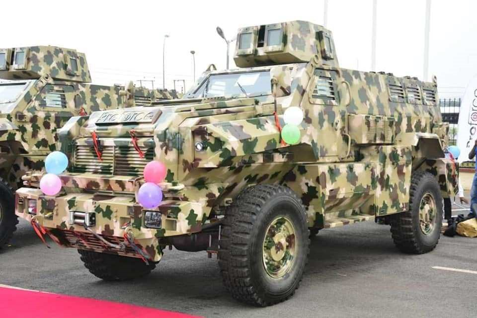The vehicle first appeared in public this August