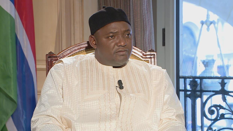 President Barrow