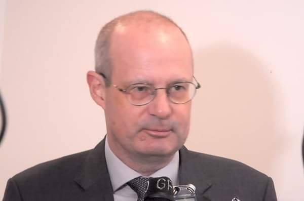German Ambassador to The Gambia, Stephen Roken