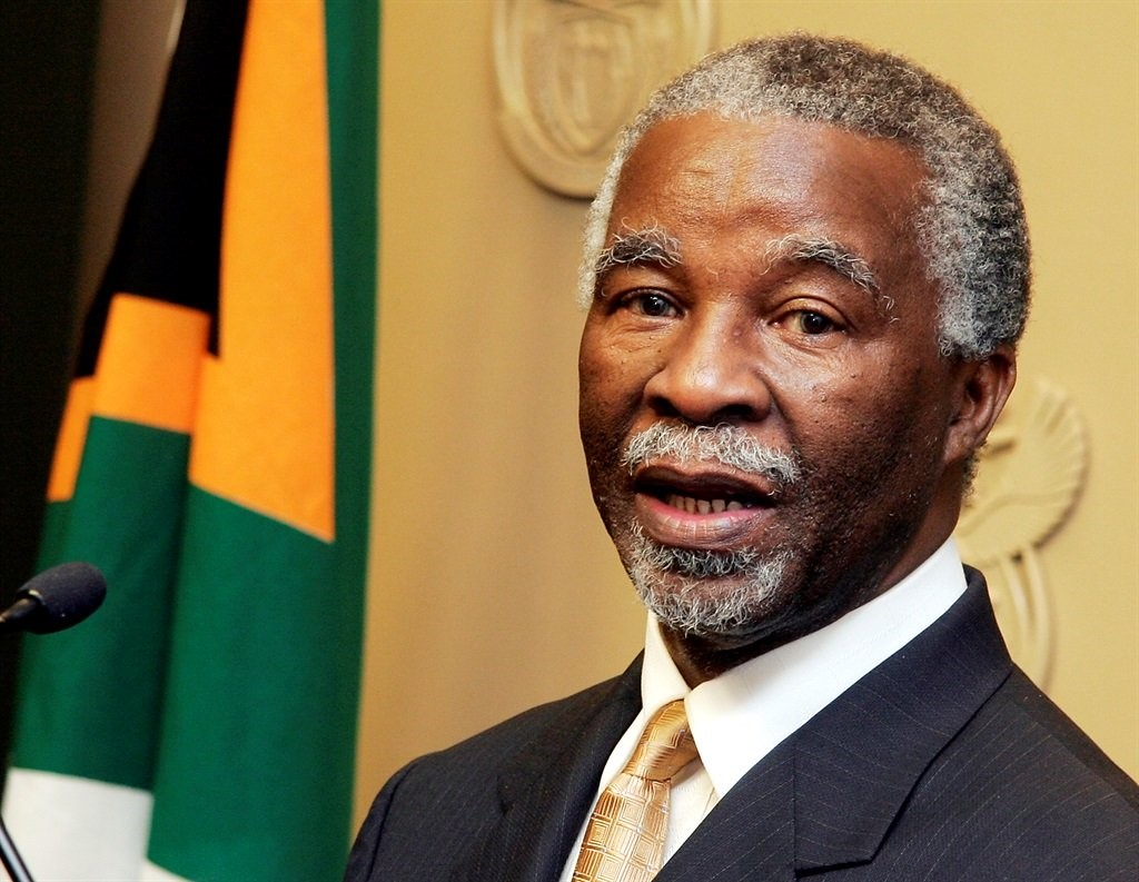 Former President Thabo Mbeki is trying to Break the Impasse between the Ruling Party and the Main Opposition Party in Zimbabwe