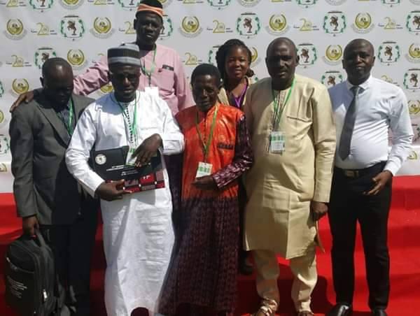 Gambia Delegation at PUIC