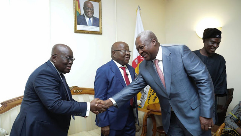 It will be an epic round two battle between President Nana Akufo-Addo with NDC flagbearer John Mahama