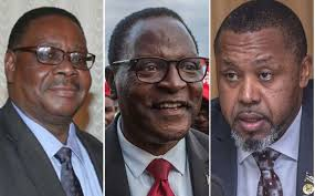President Mutharika's victory continues to be strongly contested by rivals Chakwera and Chilima