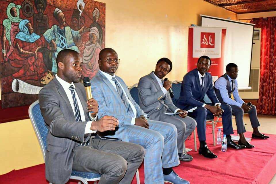 Panelists noted that Cameroon has to come up with strategies to develop its economy
