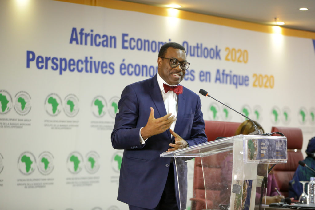 For the record, the African Development Bank maintains a very high global standard of transparency says AFDB President Akinwumi Adesina
