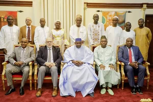 IMF mission to The Gambia