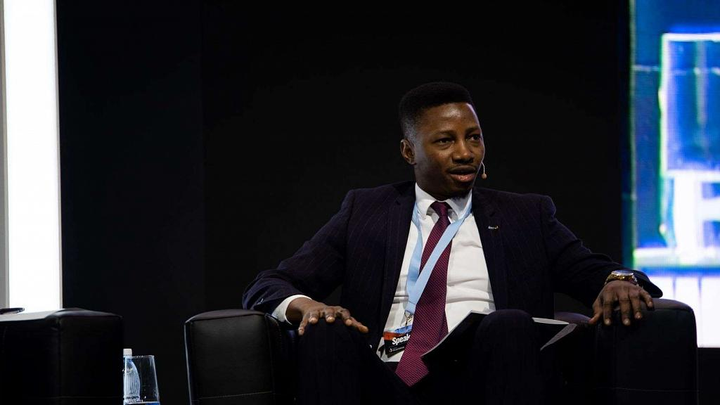 Zion Adeoye, Managing Director of Centurion Law Group.