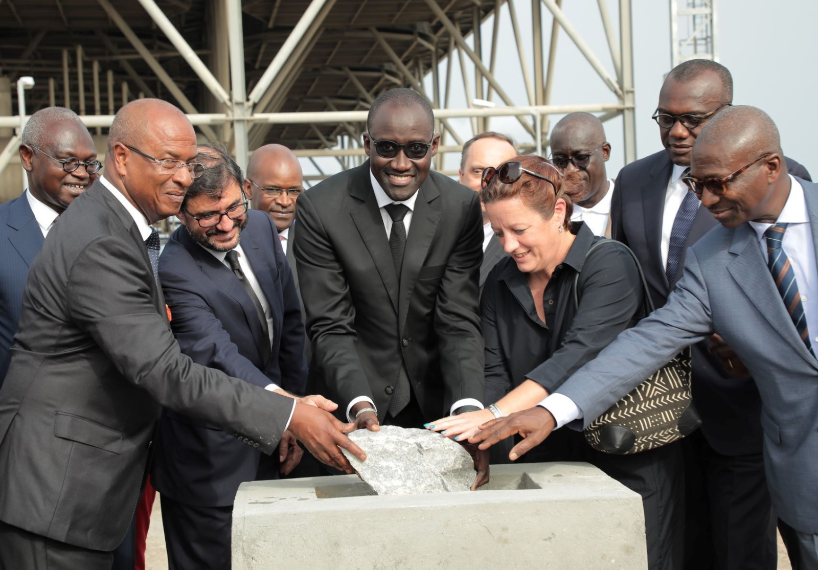 At the beginning of the month, Petroleum and Energy Minister Abdourahmane Cisse laid the foundation stone for the Azito IV expansion project
