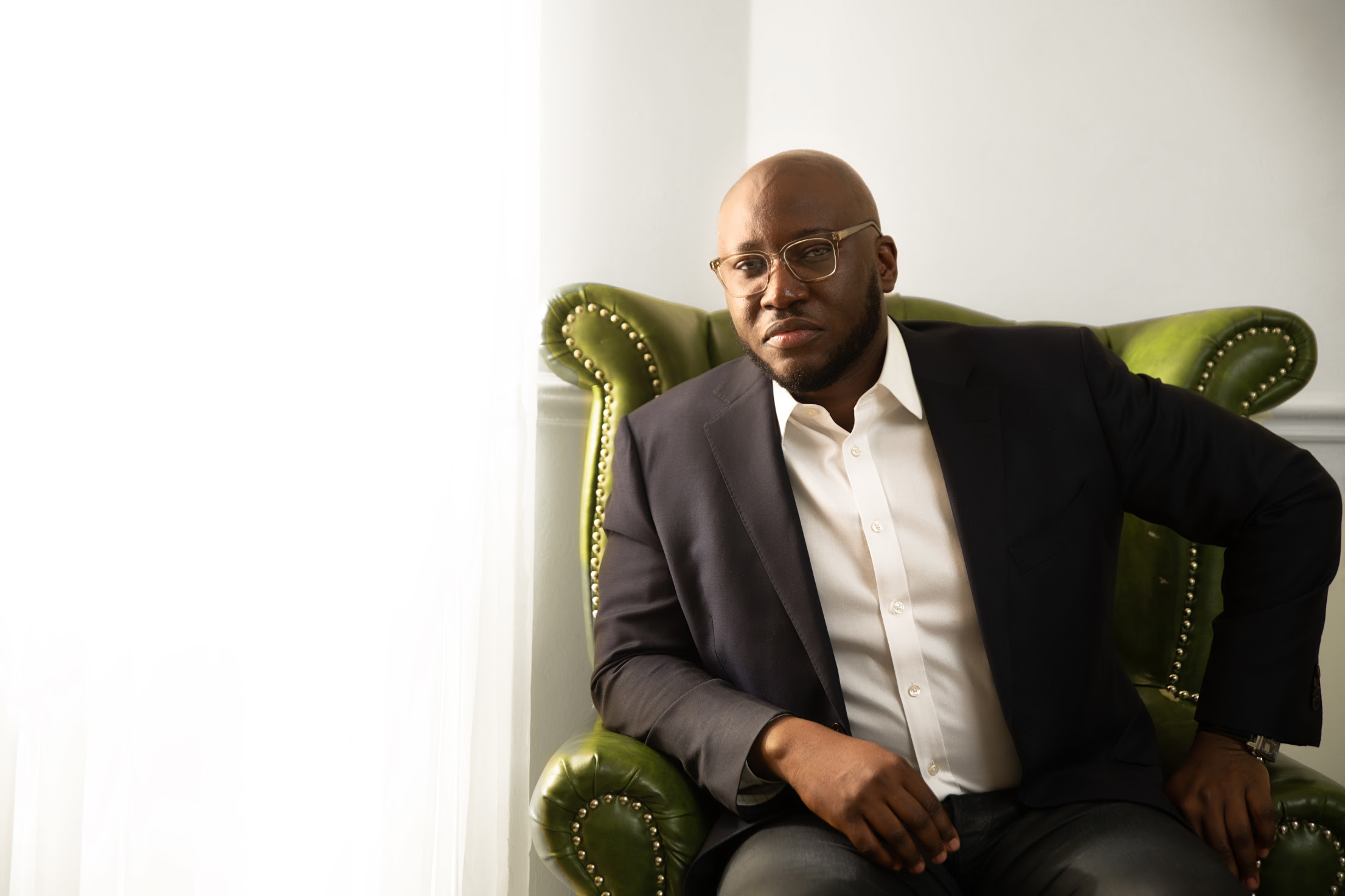 Dr Abasi Ene-Obong, Founder and CEO of 54gene