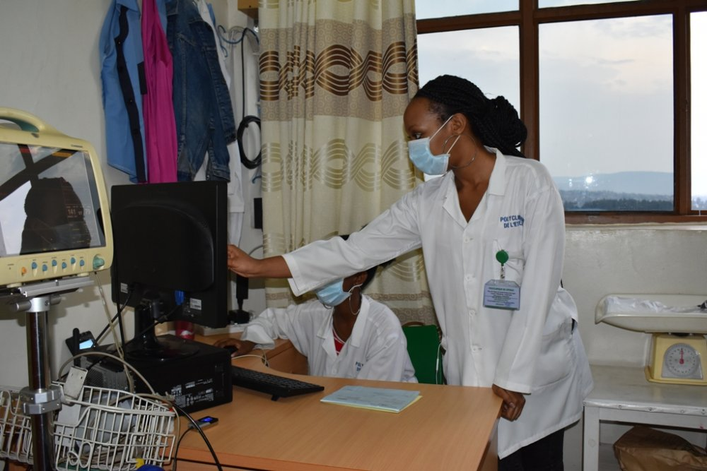 Hospitals in Kigali have been equiped to fight coronavirus