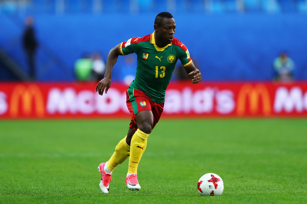 Indomitable Lions star and AFCON winner Christian Bassogog is one of the success stories of Rainbow Sports