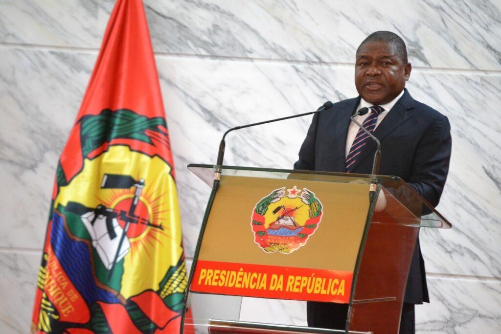President Nyusi