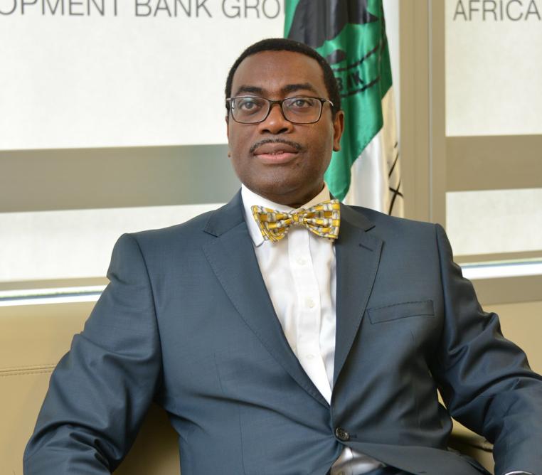 Dr Akinwumi Adesina